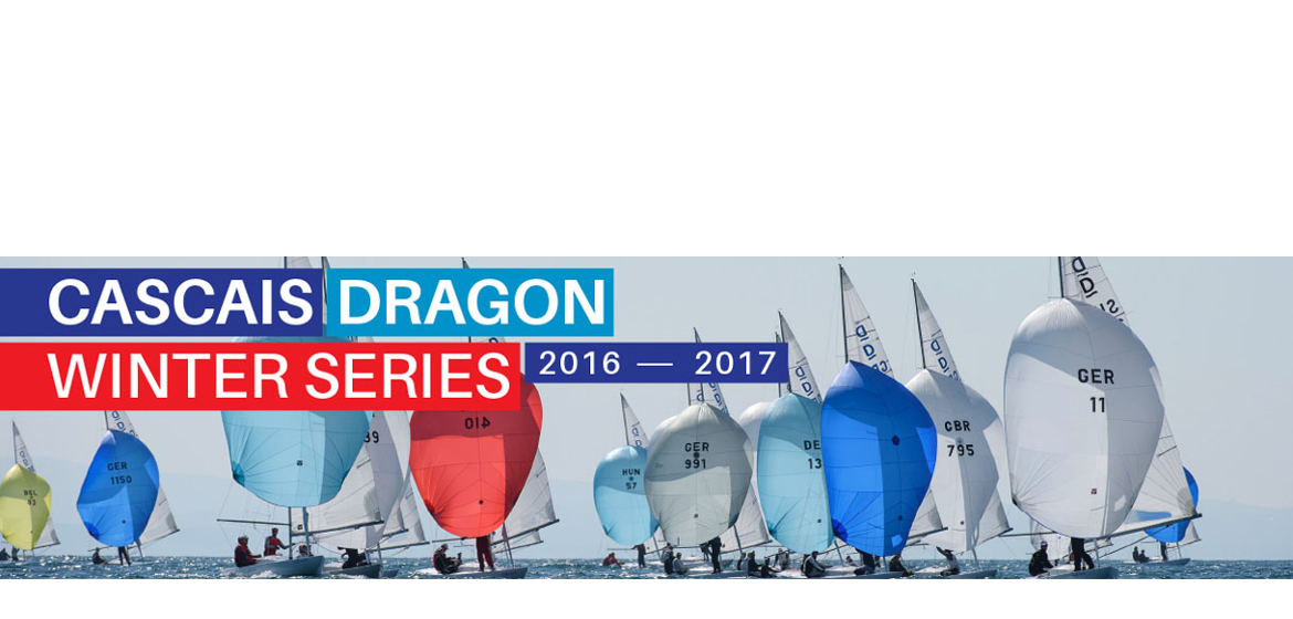 Cascais Dragon Winter Series 2016-2017