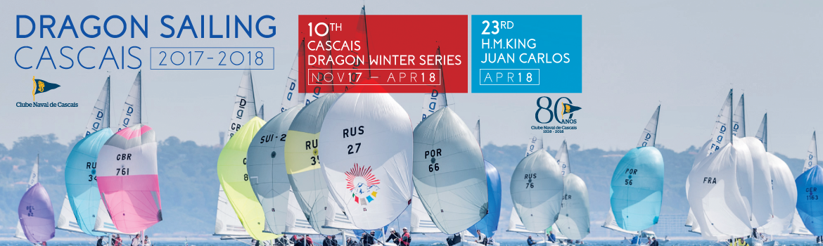 Cascais Dragon Winter Series 2017-2018