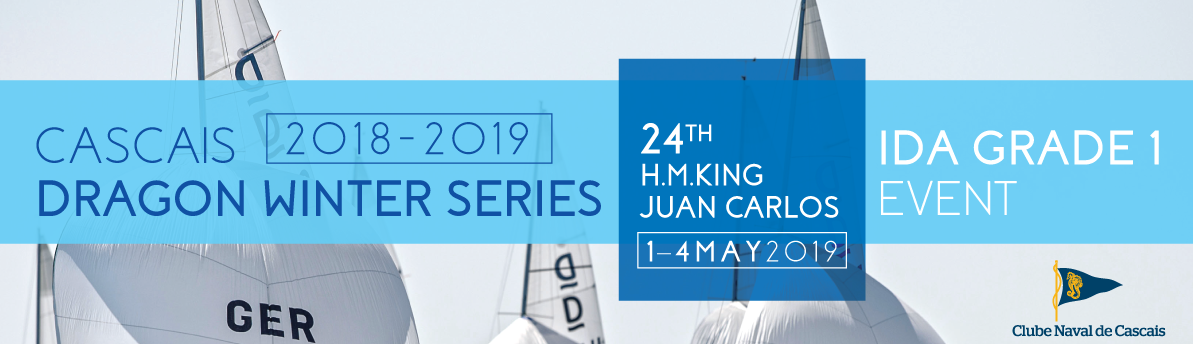 3rd Cascais Dragon Winter Series 2018/2019
