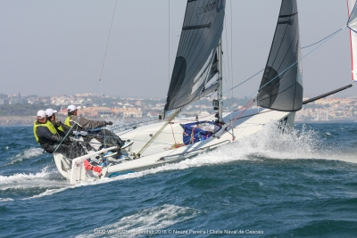 3rd Cascais SB20 Winter Series