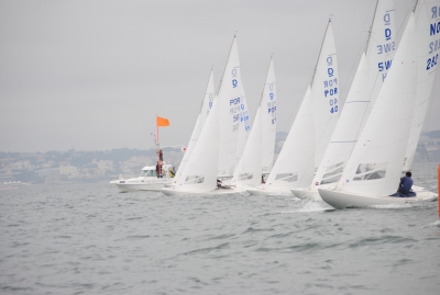 2nd Cascais Dragon Winter Series 2013/2014