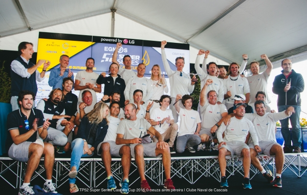 EGNOS 52 Super Series Cascais Cup_Final day