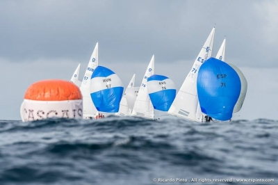 1st Cascais Dragon Winter Series 2016/2017