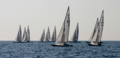 1st Cascais Dragon Winter Series 2015-16