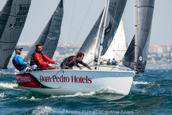 Cascais SB20 Summer Regatta