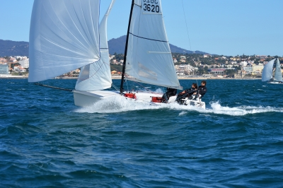 4th Cascais SB20 Winter Series