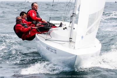1st Cascais Dragon Winter Series 2017/2018