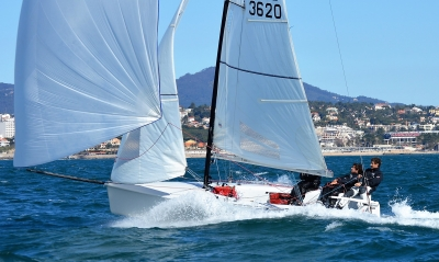5th Cascais SB20 Winter Series