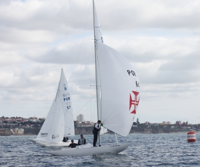 1st Cascais Dragon Winter Series