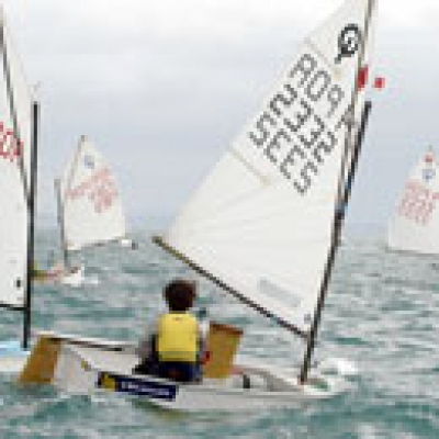 3ª Prova do Campeonato Regional de Optimist
