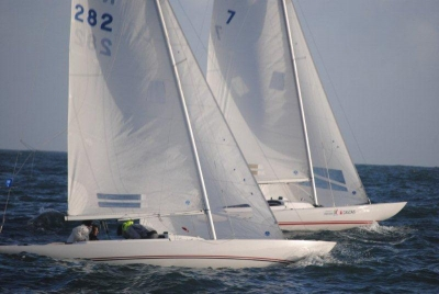 3rd Stavros Dragon Match Race