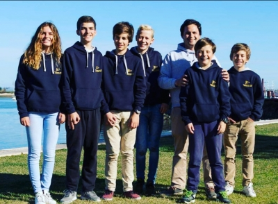 Optimists CNC em Peniche