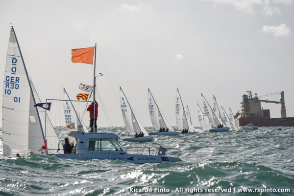 3rd Cascais Dragon Winter Series