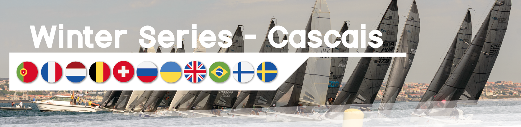 Cascais SB20 Winter Series 2019-2020