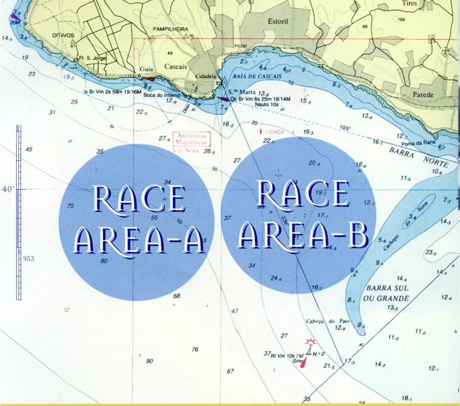 Areas de Regata