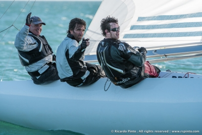 5th Cascais Dragon Winter Series