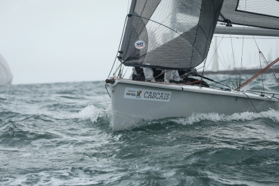 Cascais 1st SB20 Winter Series