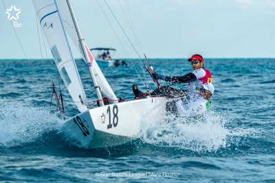 Bernardo Freitas na Star Sailors League