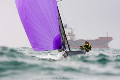 1st Cascais SB20 Winter Series