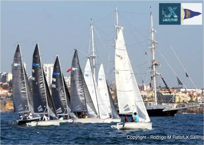 V Prova SB20 2015 - 1st Cascais SB20 Winter Series