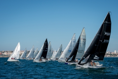 3ª Prova SB20 2016 - 5th Cascais SB20 Winter Series