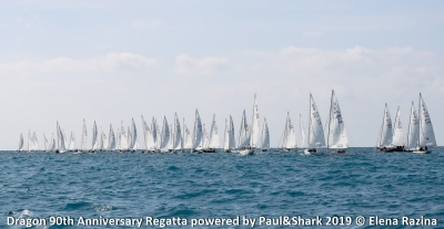 Dragões 90th Anniversary Regatta
